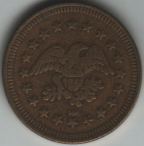 Eagle Token Obverse