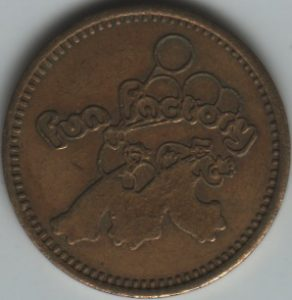 Fun Factory Token Obverse