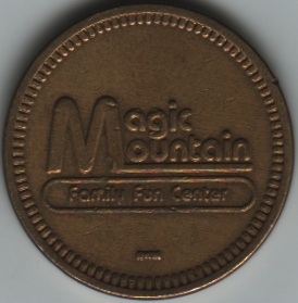 Magic Mountain Token Obverse